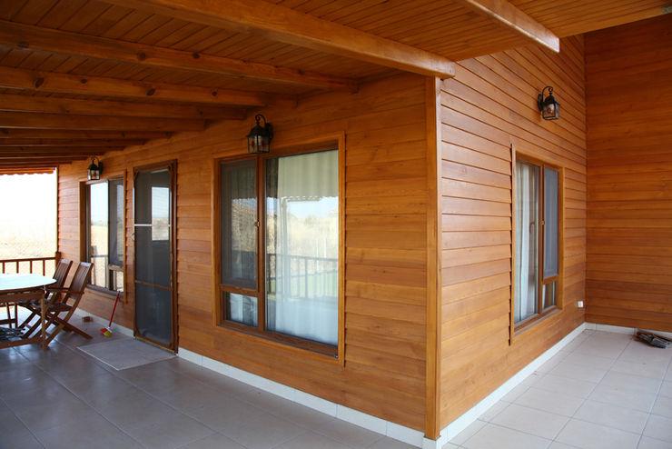 Kuloğlu Orman Ürünleri Modern terrace