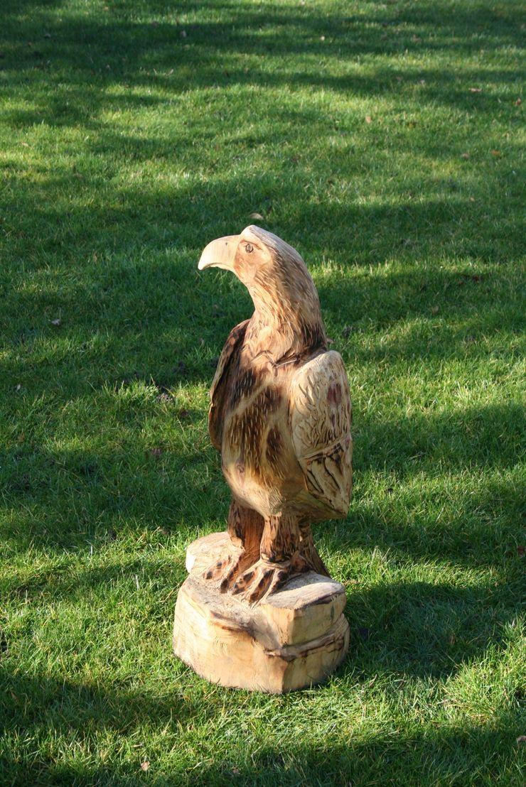Der König der Lüfte Holzwerkerin Eving GartenAccessoires und Dekoration