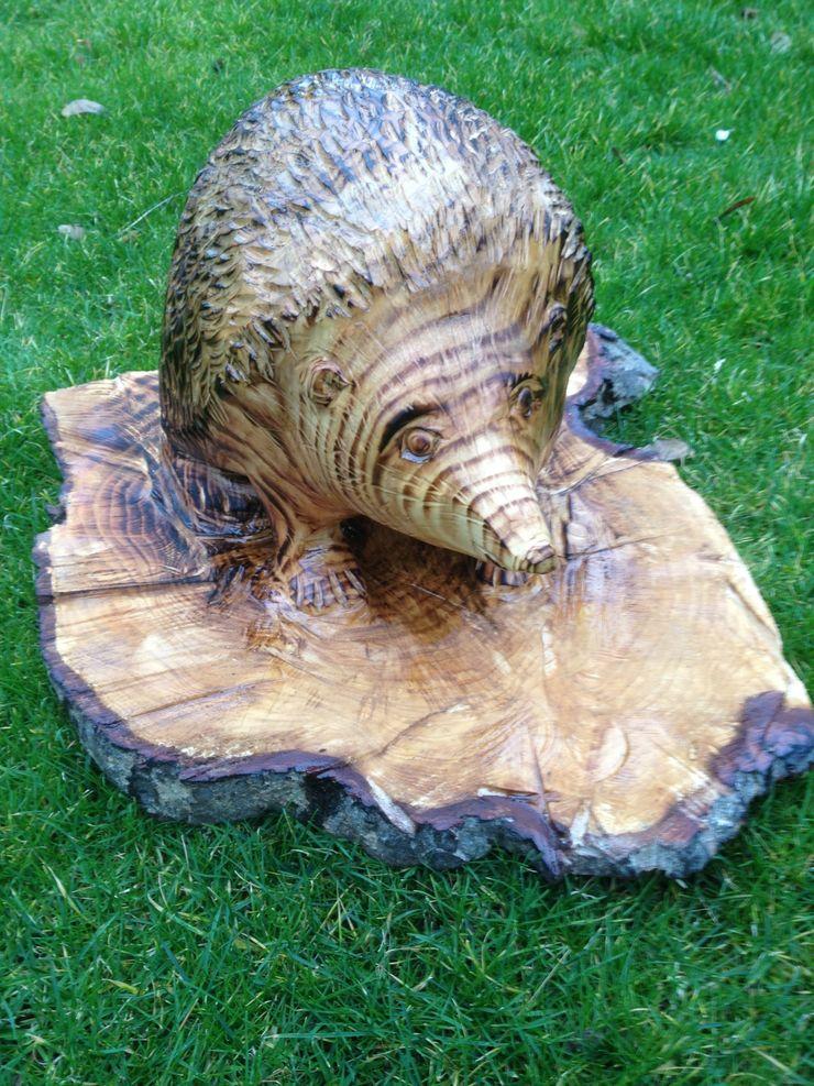 Wildtiere im Garten Holzwerkerin Eving GartenAccessoires und Dekoration