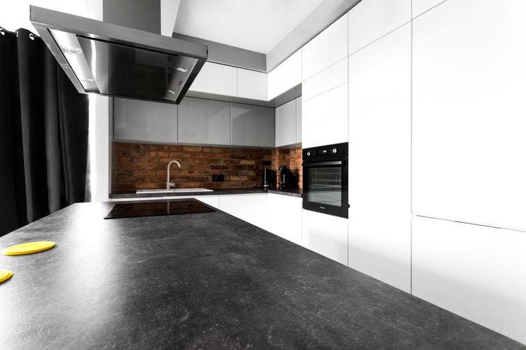 Archikąty Cocinas de estilo moderno