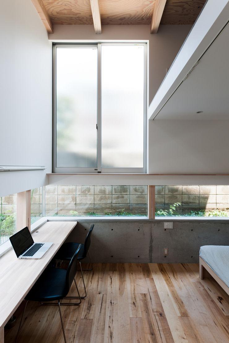 藤田大海建築設計事務所 Modern media room