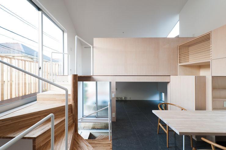 藤田大海建築設計事務所 Scandinavian style media room