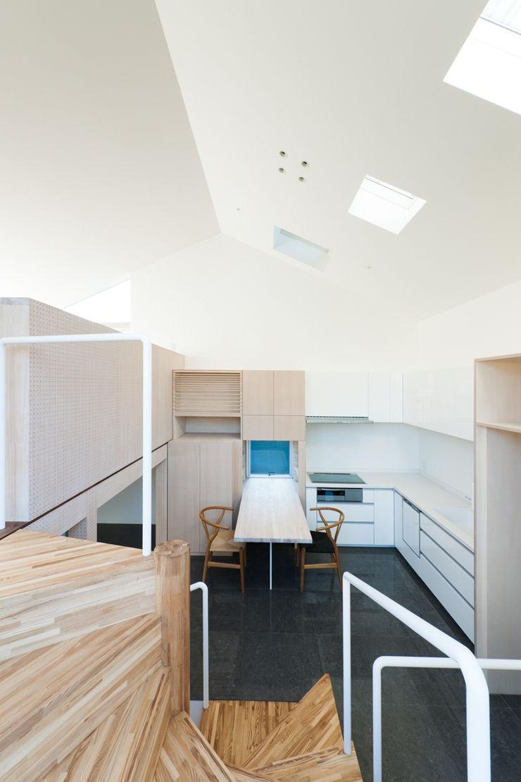 藤田大海建築設計事務所 Modern kitchen