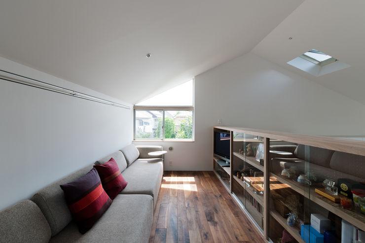 藤田大海建築設計事務所 Scandinavian style living room