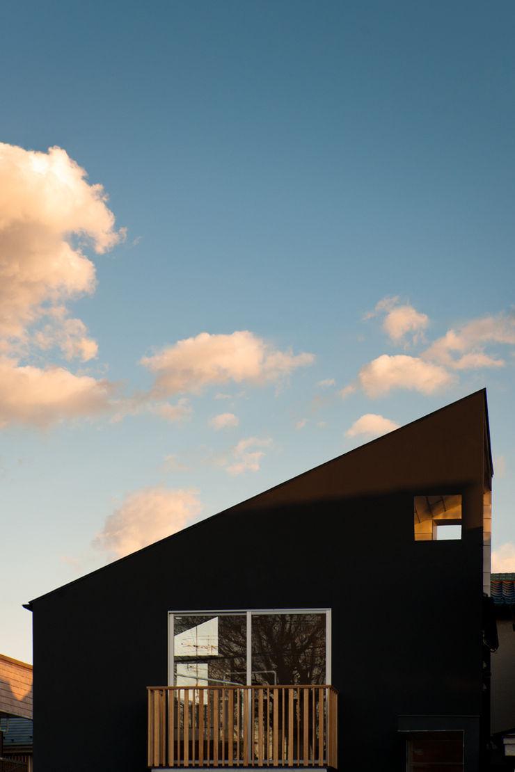 藤田大海建築設計事務所 Scandinavian style houses
