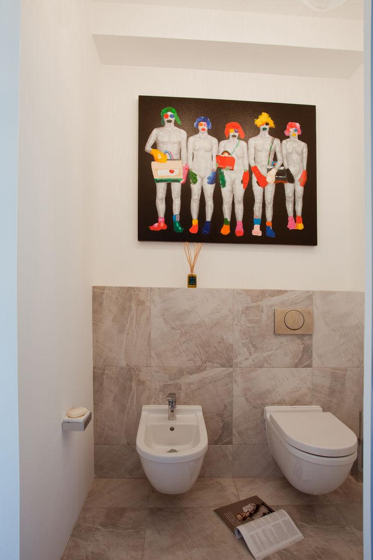 Дизайн-студия интерьера 'ART-B.O.s' Industrial style bathroom