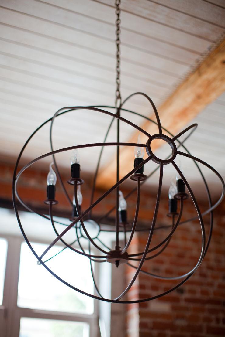 Дизайн-студия интерьера 'ART-B.O.s' Living roomLighting