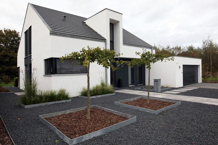 Architektur Jansen Minimalist house