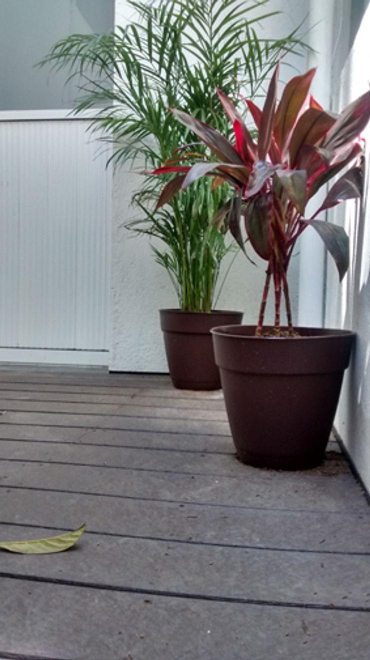 Terraza Fixing Balcones y terrazas modernos