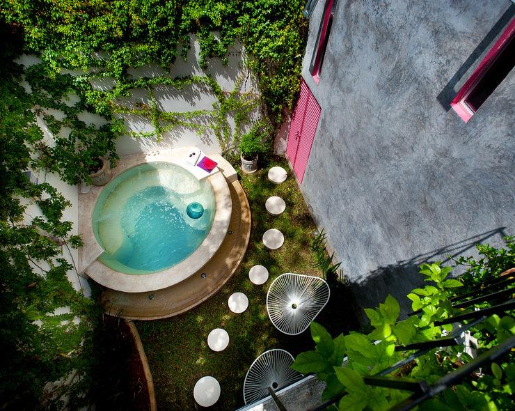 Taller Estilo Arquitectura Modern pool