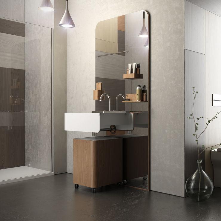 olympiaceramica srl unipersonale Modern Bathroom