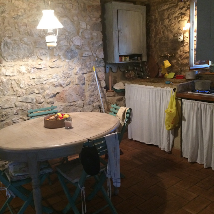Casa al lago o campagna? Come arredare una casa da vivere sua d estate che d inverno... mémoire Cucina rurale