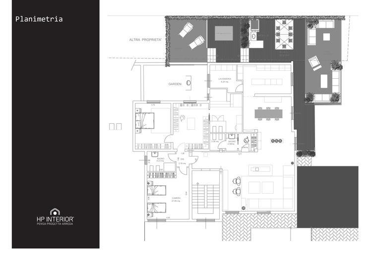 HP Interior srl Casas modernas