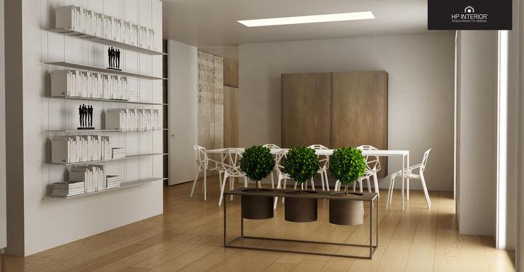 HP Interior srl Salas de jantar modernas