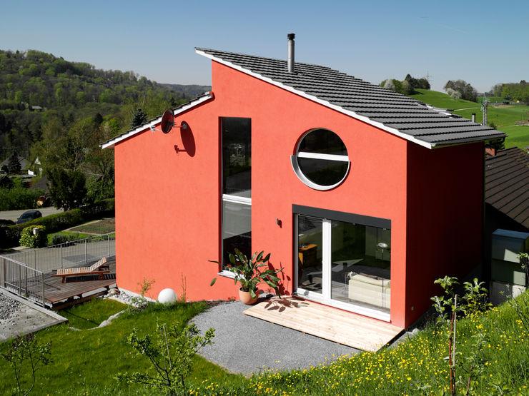 Binder Architektur AG 現代房屋設計點子、靈感 & 圖片