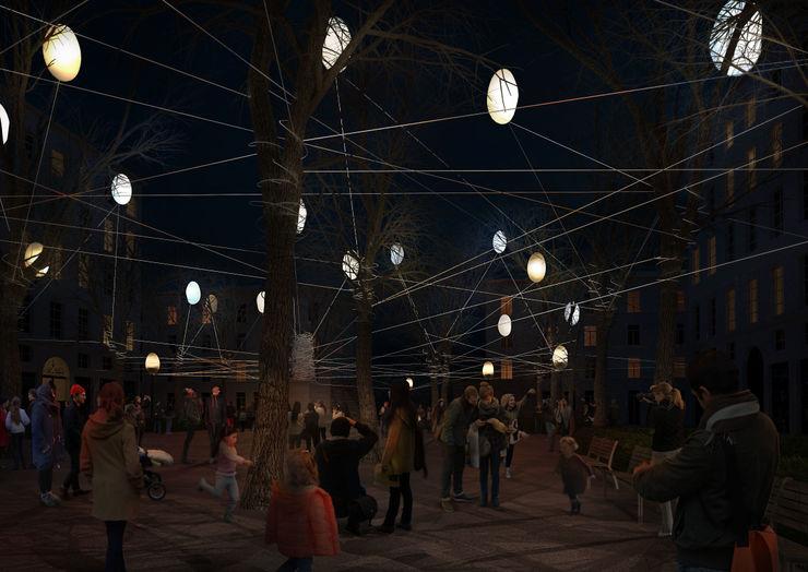 la Soie Sebastien Rigaill 3D Visualiser Event venues