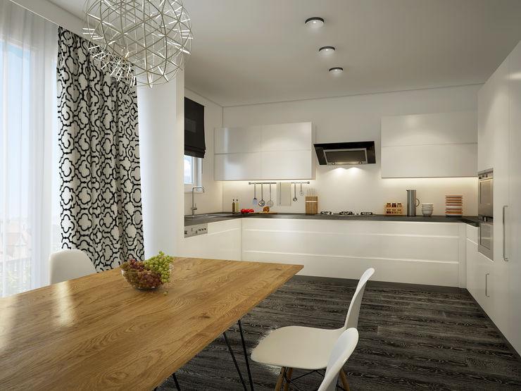 yücel partners Cocinas modernas: Ideas, imágenes y decoración