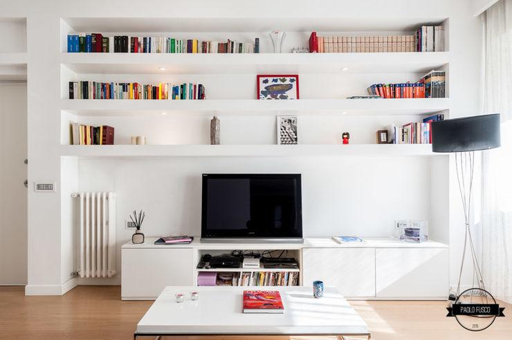 Paolo Fusco Photo Minimalist living room