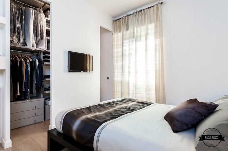 Camera da letto Paolo Fusco Photo Camera da letto minimalista