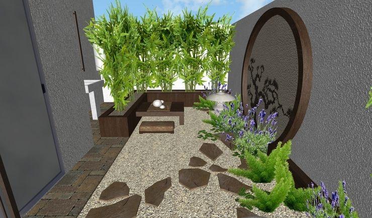 Zen Ambient Asyatik Bahçe