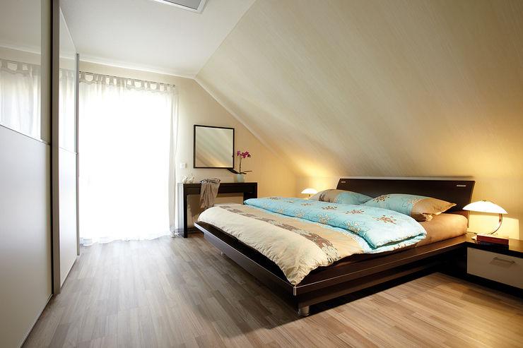 homify غرفة نوم
