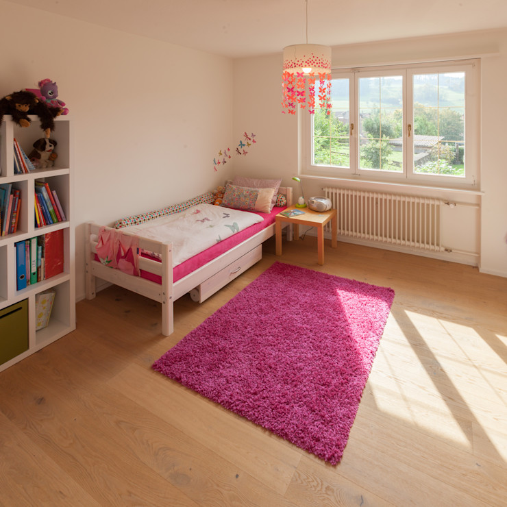 Kinderzimmer von Mann Architektur GmbH Moderne Kinderzimmer