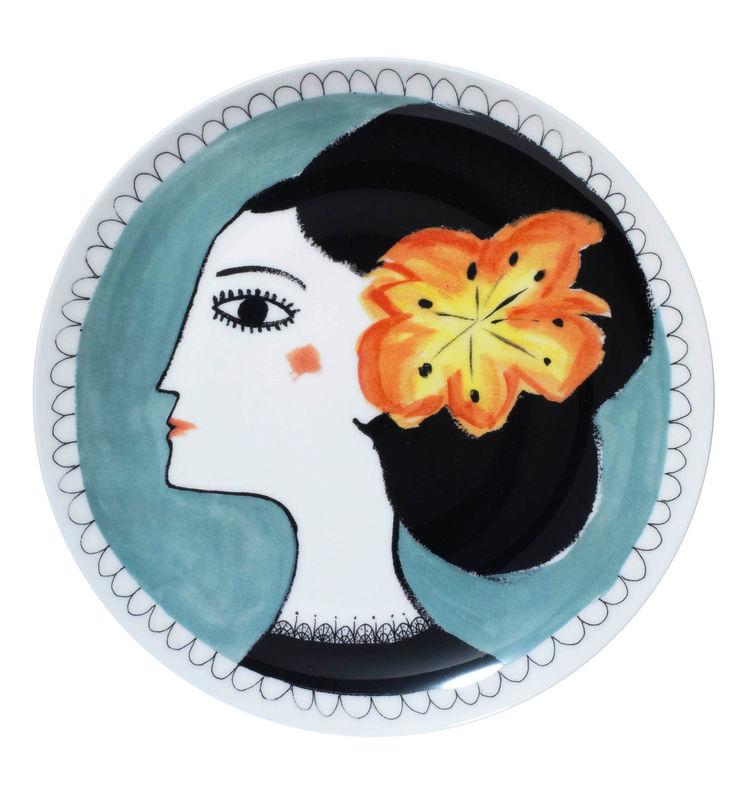 Orange flower Katy Leigh キッチン食器&ガラス製品