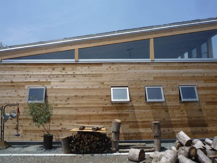 KAZ建築研究室 Maisons originales