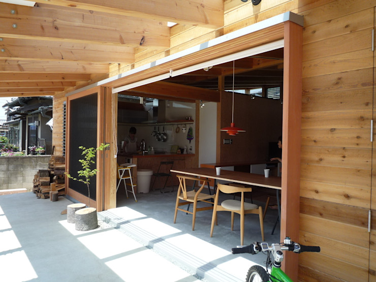 KAZ建築研究室 Fenêtres & Portes originales