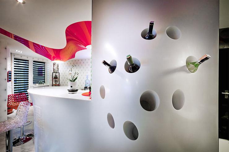 Щупальца Осьминога DMYTRO ARANCHII ARCHITECTS KitchenStorage