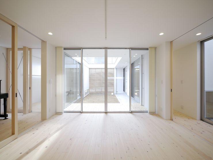 開建築設計事務所 Modern dining room