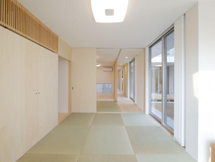 開建築設計事務所 Modern style bedroom