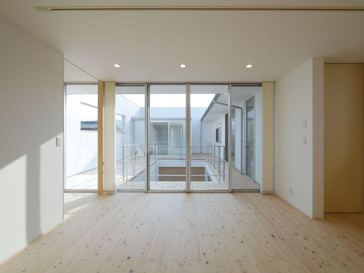 開建築設計事務所 Modern living room