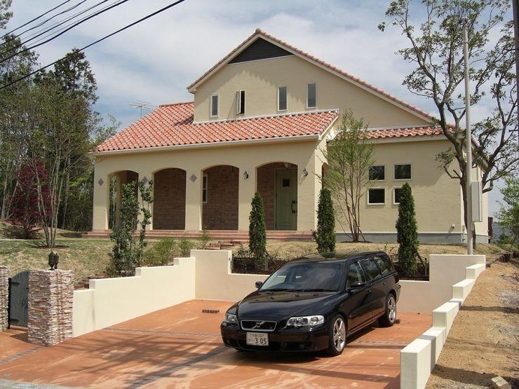 ヒロ・デザイン・ラボ Mediterranean style house