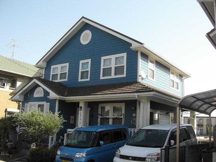 ヒロ・デザイン・ラボ Дома в колониальном стиле