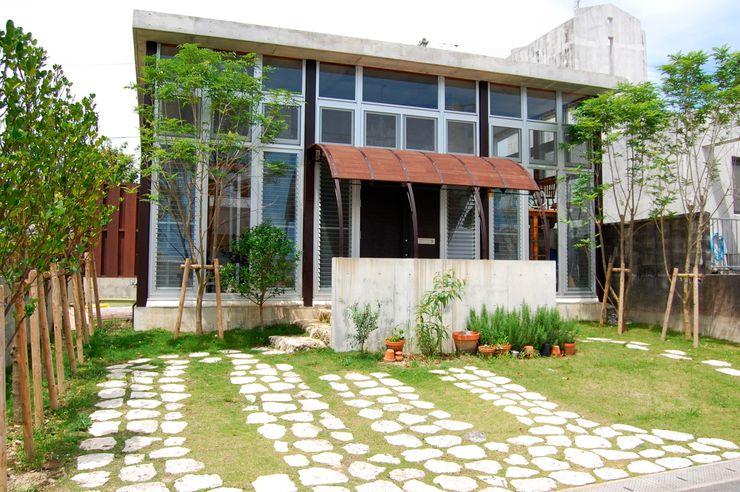 Atelier Nero Дома в азиатском стиле