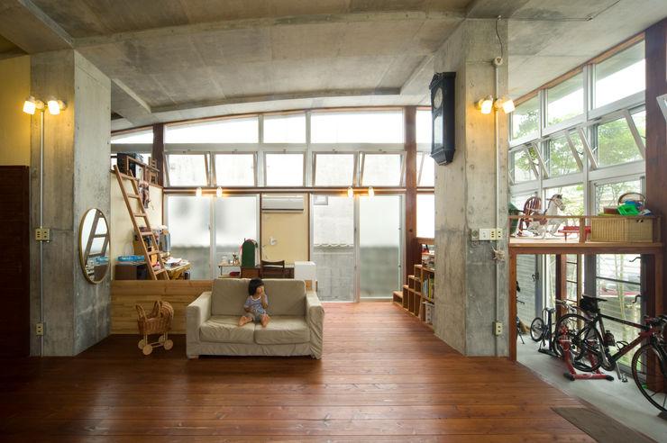 Atelier Nero Медиа комната в азиатском стиле
