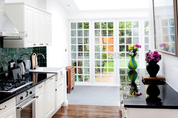 Warwick Avenue, Westminster W9, London | Flat extension GOAStudio | London residential architecture Modern kitchen