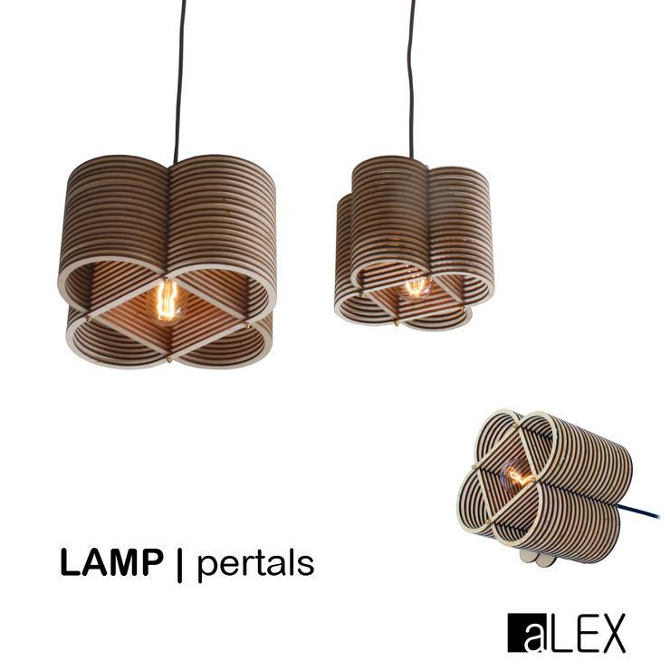 a-LEX Living roomLighting