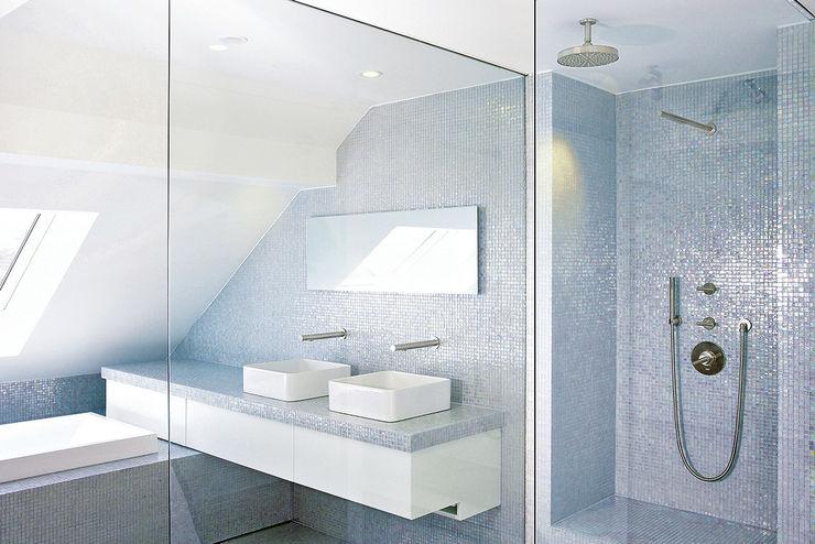 Badezimmer Knick Stick homify Salle de bain moderne