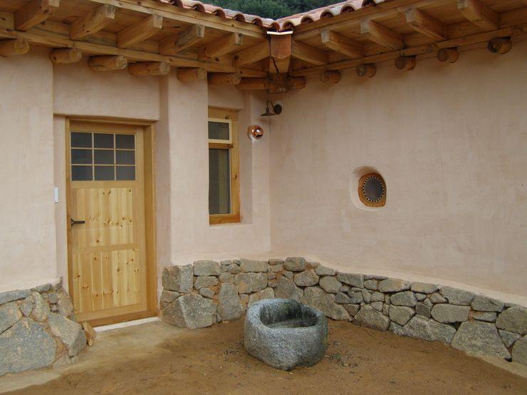 현관입구 및 낙숫물받이 다우리공방