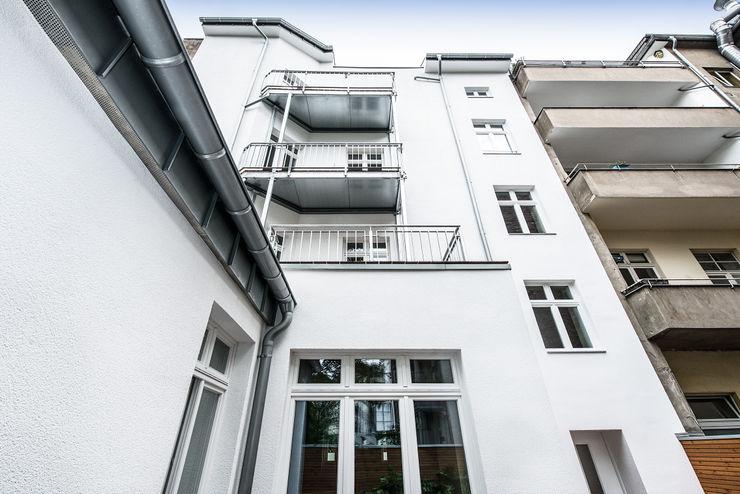 Sanierung Mehrfamilienhaus Düsseldorf/Derendorf Maria Stahl Architekten Moderne Häuser