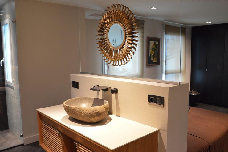 Agence MIND Casas de banho modernas