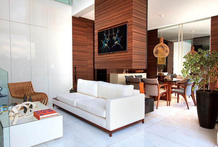 Maina Harboe Arquitetura Salas modernas