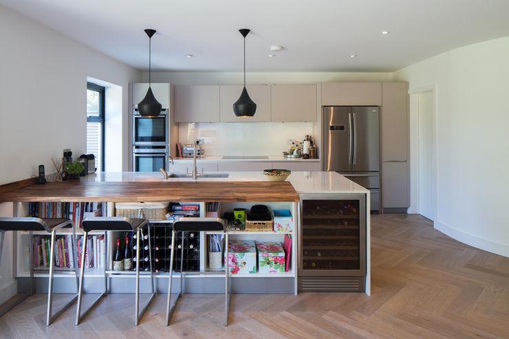 homify Cocinas de estilo moderno