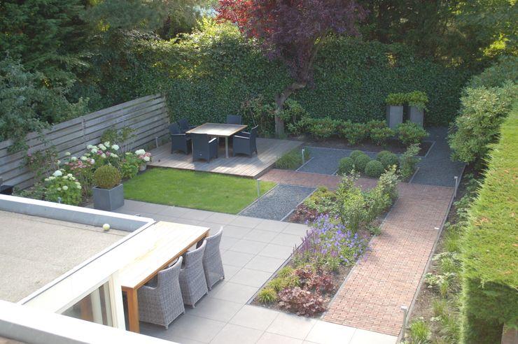 Moderne tuin Heemstede Biesot Moderne tuinen
