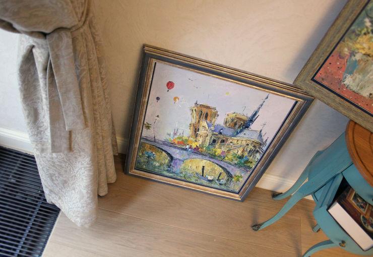 Дизайн-студия интерьера 'ART-B.O.s' Living roomAccessories & decoration