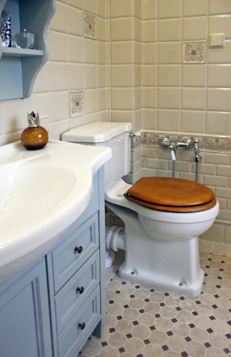 Дизайн-студия интерьера 'ART-B.O.s' Classic style bathroom