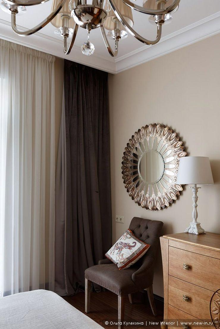 Квартира на Петроградке в колониальном стиле Ольга Кулекина - New Interior Спальня в колониальном стиле