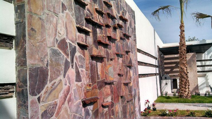 Acrópolis Arquitectura Jardin moderne